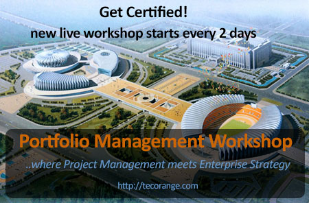 Portfolio Management Certification and Training